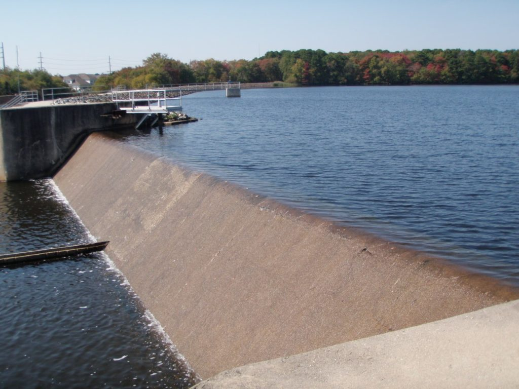 Doughty and kuehnle pond dams french parrello associates for Pond dam design